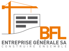B.F.L. Entreprise générale de construction SA - Liste des objets