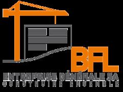 Ouvrir un compte | B.F.L. Entreprise générale de construction SA