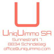 Uniquimmo SA - list of objects