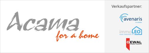 ACAMA Immobilien AG - Gebaut für die Ewigkeit – Ihre Wohnung in bester Qualität