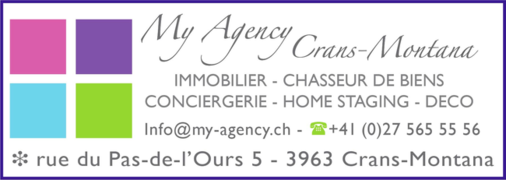 My Agency Sàrl - OPPORTUNITE : 3,5 pc rénové à 2 min du centre de Crans