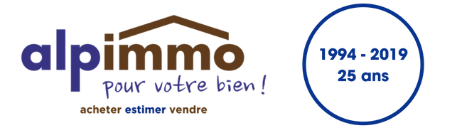 Alpimmo Immobilier SA - Splendid building plot, zone 0.2