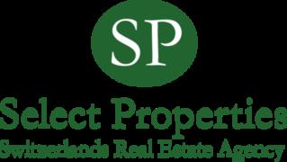 Select Properties Sàrl - Modern Apartment, Quiet Location, Lake View, Garden, 3 Bedrooms